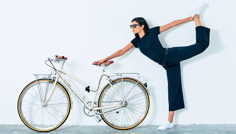 Alumna's Firm Makes Comfy Corporate Attire for Women