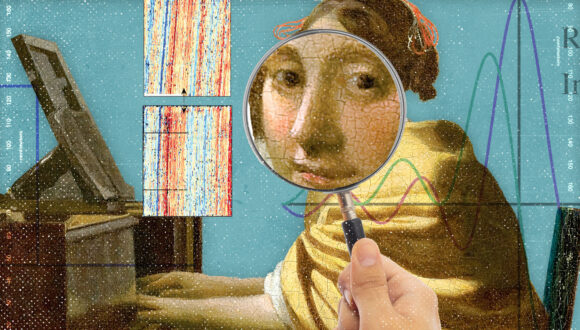 'Computational Art History' Finds Clues in the Canvas