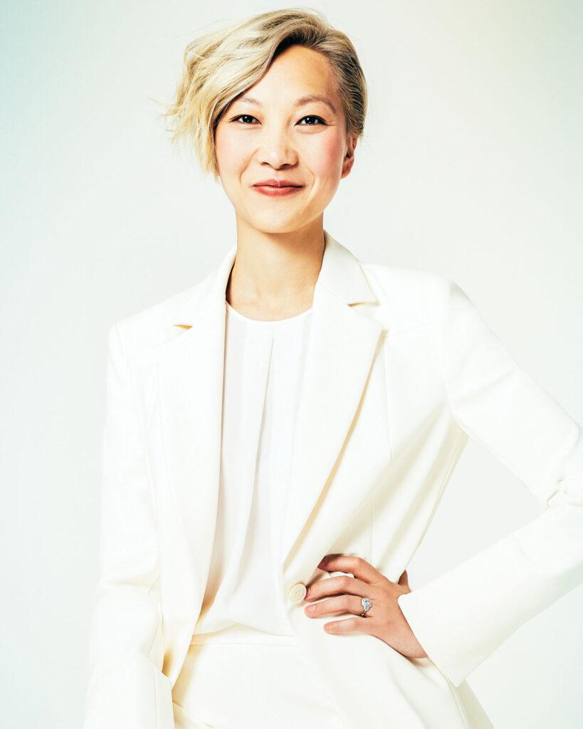 A photo of Joanna Dai