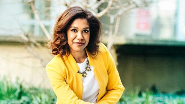 Inger Burnett-Zeigler '02 Advocates for Black Women's Self-Care