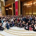 Asia-Pacific Leadership Conference attendees
