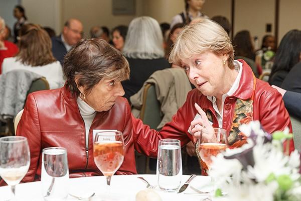 Penny Haitkin and Judith Arangio