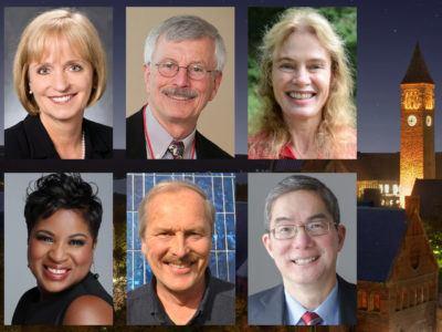 Six alumni running for trustee