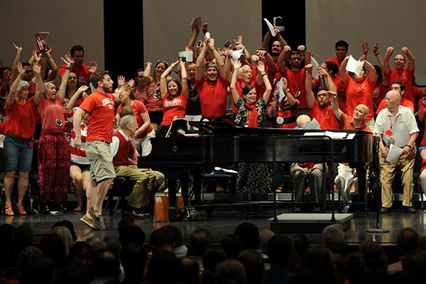 Alumni of the Glee Club and Chorus