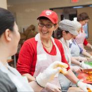 Cornell Volunteers! at the 2014 Cornell Alumni Leadership Conference (CALC).