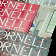 Cornell Alumni Magazine covers
