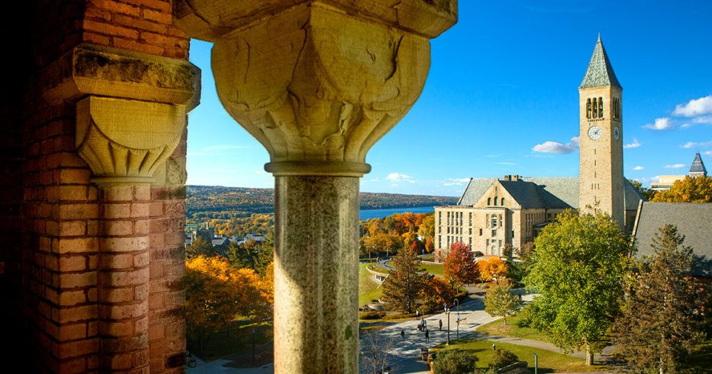 Contact us   Alumni, parents, and friends   Cornell University