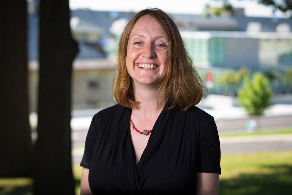 Professor Caroline Levine