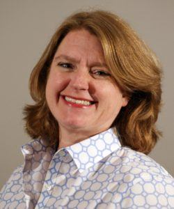 Heidi Grenek '92, MEng '93, chair of the President's Council of Cornell Women