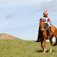 horseback in mongolia
