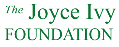 Image result for joyce ivy foundation