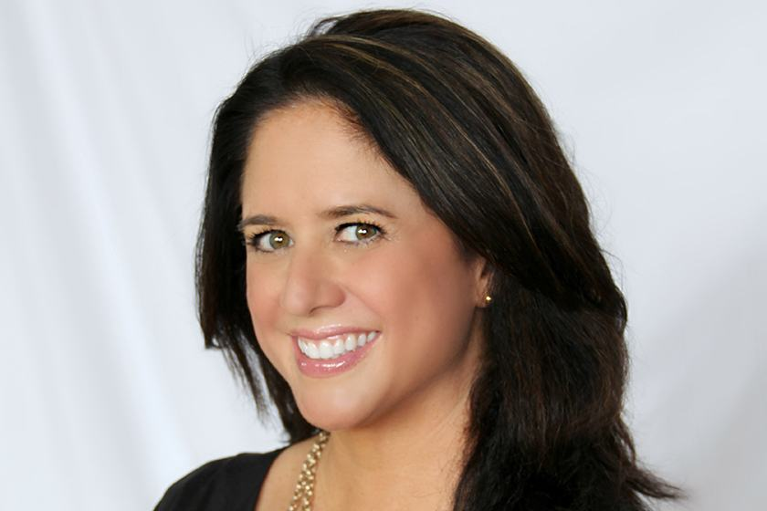 Michelle Vaeth '98, associate vice president for alumni affairs