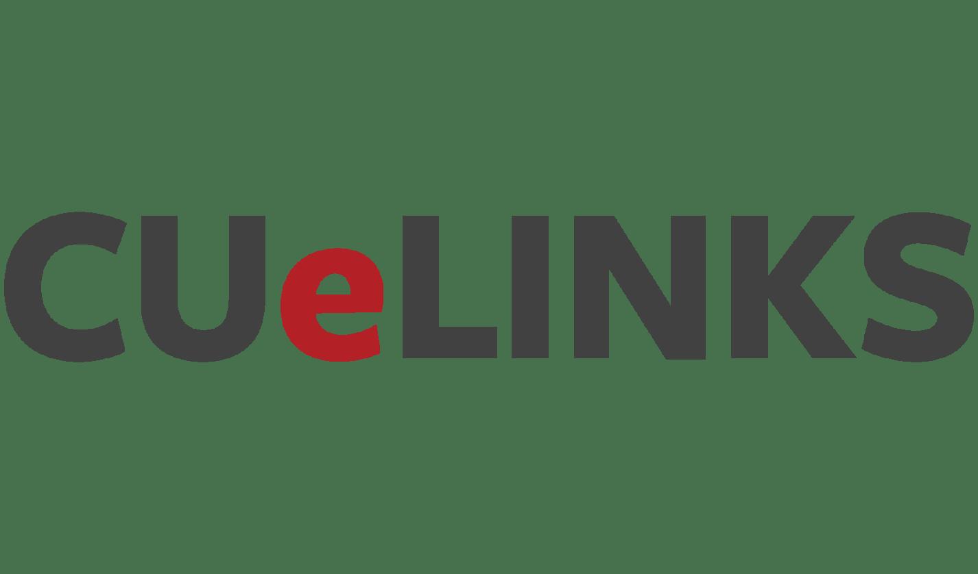 CUeLINKS wordmark