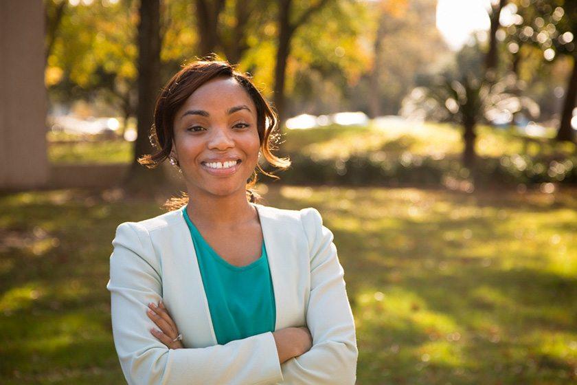 Nwamaka Imasogie MS '16, chief technology officer of GitLinks.