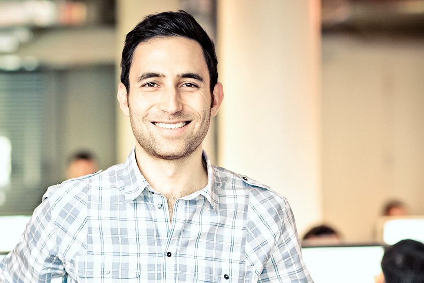 Scott Belsky, CALS '02, Adobe's chief product officer.