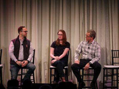 Bitcoin Panel at CSV18: Sharing the Vision