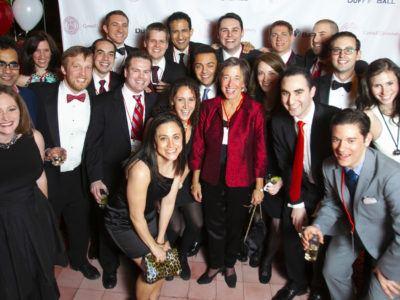 Young Cornell alumni