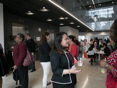 First-generation Cornell alumni at summit