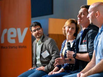 Rev: Ithaca Startup Works Panel