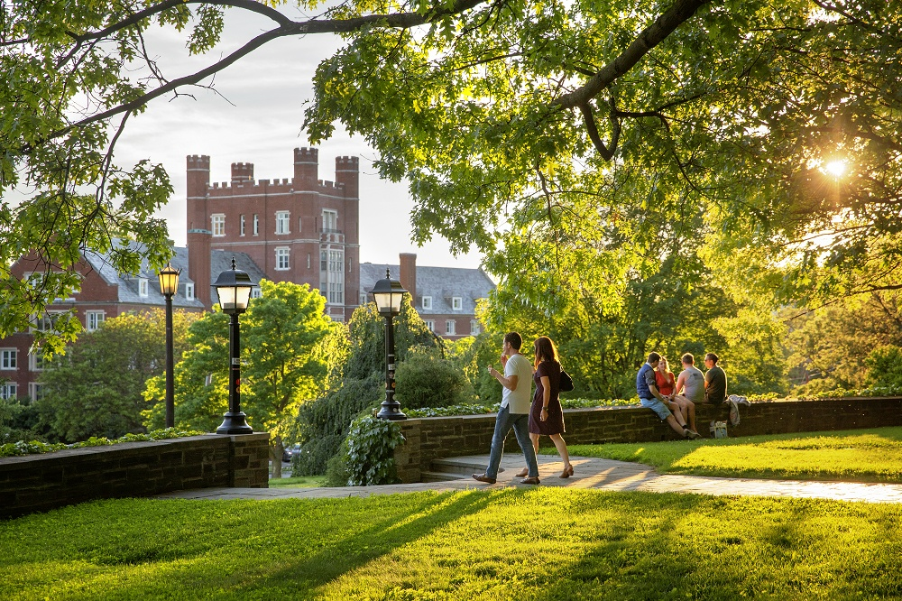 Make your presence felt on campus and beyond by making your reunion gift today.