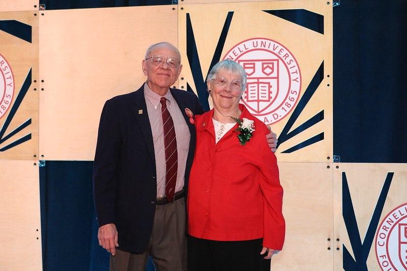 """William """"Bill"""" Vanneman '31 Outstanding Class Leader Award"""