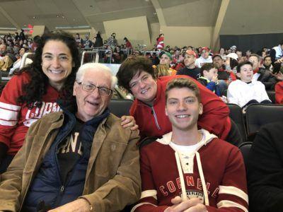 Four generations of Cornellians