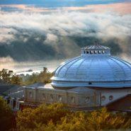 Sibley Hall dome