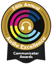 Communicator Award Excellence