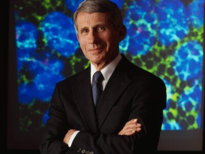 Headshot for Dr. Anthony Fauci