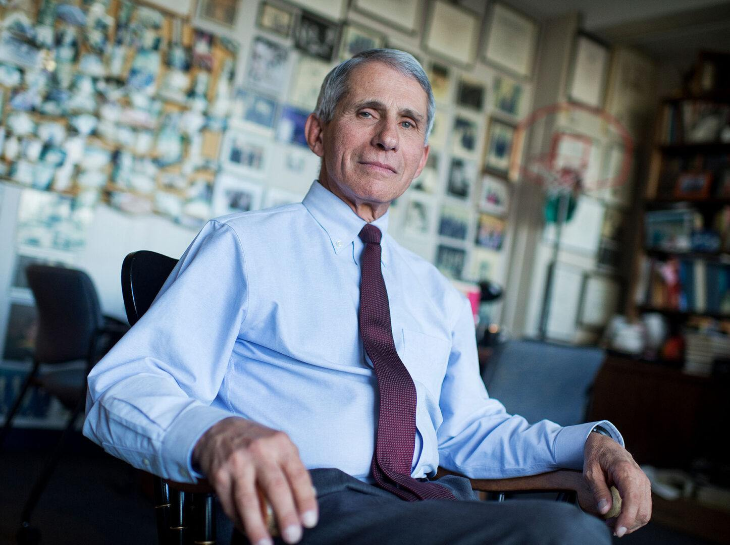 Dr. Anthony Fauci MD '66