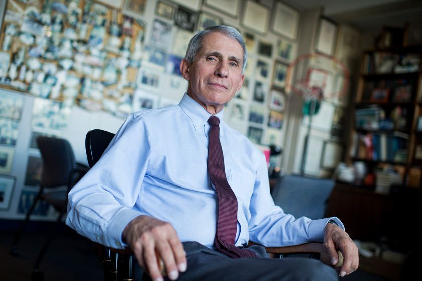 Thousands of Cornellians tuned in to hear from Dr. Anthony Fauci MD '66, Director, National Institute of Allergy and Infectious Diseases, on October 6.
