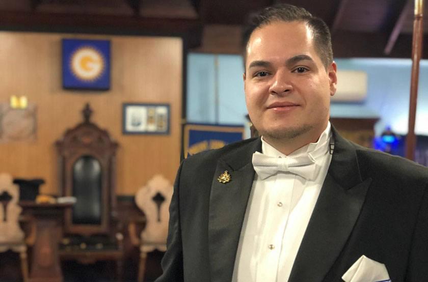 Raymond Ortiz II '04, MPA '06