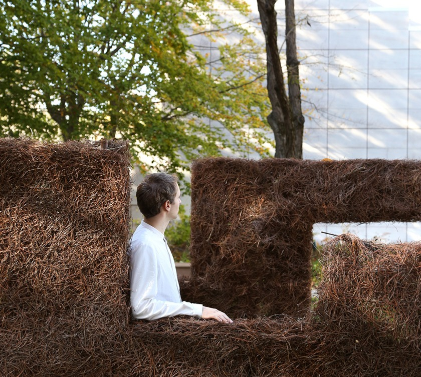AAP alumni Katie MacDonald '13 and Kyle Schumann '13 founded After Architecture, a Charlottesville, Virginia-based practice that is looking to expand the use of natural building materials, grown or harvested.