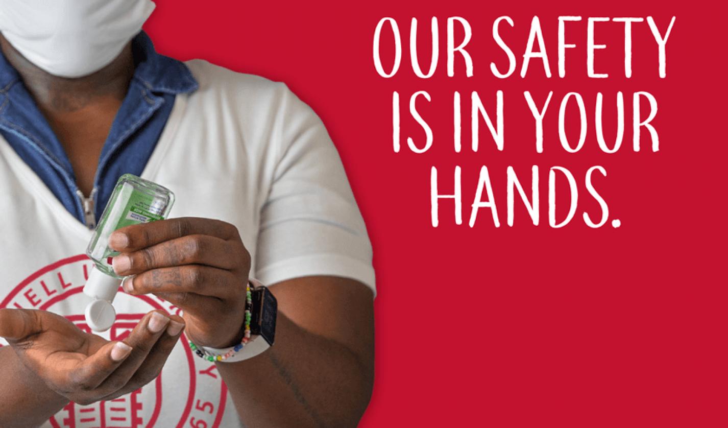 Image from Cornell's Live Smarter public health campaign