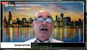 Screenshot of David Ritter