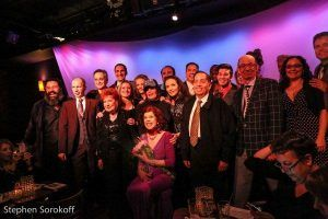 """Photo from """"This is Your Night Bobbie Horowitz,"""" a show produced in Bobbie's honor for the cabaret community"""