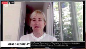Screenshot of Mardelle Shepley