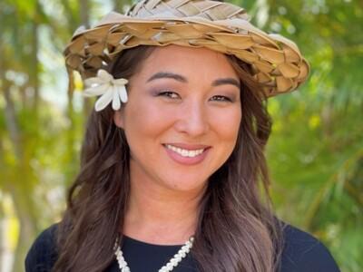Julie Hulali Morikawa '01, president and executive director of ClimbHI