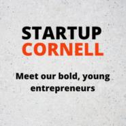 Startup Cornell podcast logo